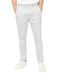 Topman Clay Skinny Suit Trousers