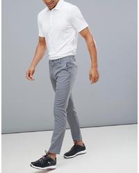 Puma Golf Tailored Tech Trousers In Grey
