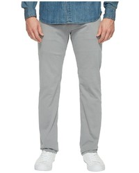 AG Adriano Goldschmied Graduate Tailored Leg Pants In Cloud Grey Casual Pants