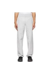 Post Archive Faction PAF Grey 40 Right Trousers