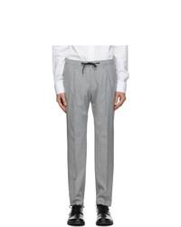 BOSS Grey Bardon Trousers