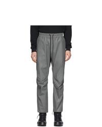 John Elliott Grey Tomba Himalayan Trousers
