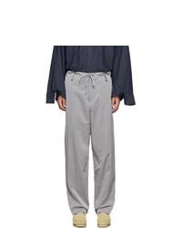 Fumito Ganryu Grey Warm Up Trousers