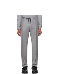 BOSS Light Grey Banks Travel Trousers