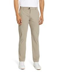 GREYSON Montauk Slim Straight Stretch Nylon Technical Pants