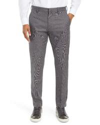 Nordstrom Men's Shop Non Iron Slim Straight Pants