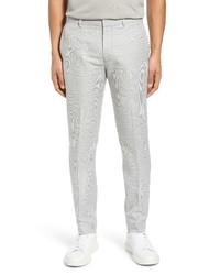Club Monaco Sutton Micro Check Pants
