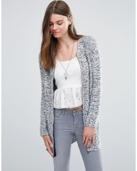 Pepe Jeans Laly Marl Zip Cardigan