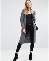 Qed London Chunky Longline Cardigan