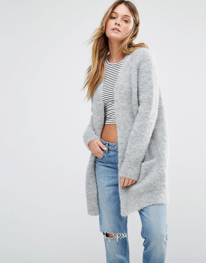 Jack Wills Suttontree Longline Cardigan | Where to buy & how to wear