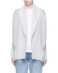 Vince Wool Cashmere Circle Cardigan