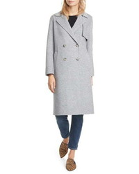 Judith & Charles Bernini Wool Coat