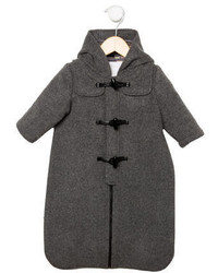 Burberry Boys One Piece Toggle Coat