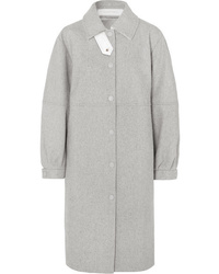 See by Chloe City Oversized Wool Blend Felt Coat