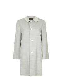 Comme Des Garçons Vintage Club Collar Midi Coat