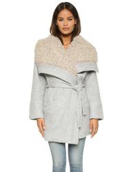 Free People Cozy Wrap Coat