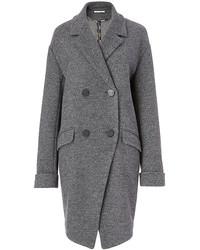 Diane von Furstenberg Finola Wool Coat
