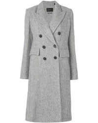 Double breasted coat medium 4979998