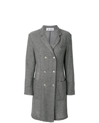 Double breasted coat medium 7816281