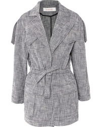 See by Chloe Drawstring Cotton Blend Jacket