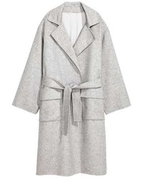 H&M Felted Wool Blend Coat