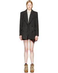 Isabel Marant Grey Elley Coat