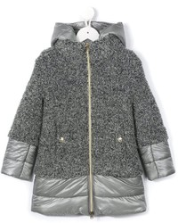 Herno Kids Padded Hooded Coat