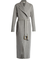 Acne Studios Lova Doubl Wool Blend Coat