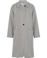 Maison Margiela Wool And Cashmere Blend Coat