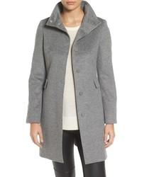 Max Mara 3agnese Stand Collar Wool Coat
