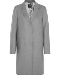 McQ by Alexander McQueen Mcq Alexander Mcqueen Oversized Wool Blend Coat
