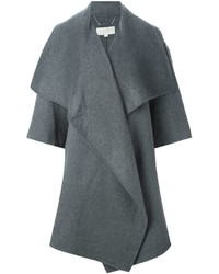 MICHAEL Michael Kors Michl Michl Kors Oversized Draped Coat