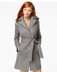 MICHAEL Michael Kors Michl Michl Kors Hooded Belted Walker Coat