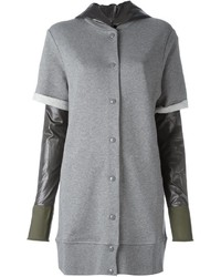 MM6 MAISON MARGIELA Layered Cardi Coat