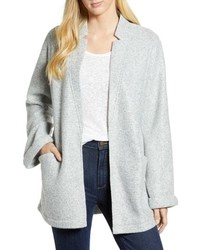 Caslon Novelty Knit Jacket