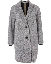 Topshop Olivia Cocoon Coat