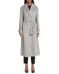Burberry Oxshott Wrap Cashmere Coat