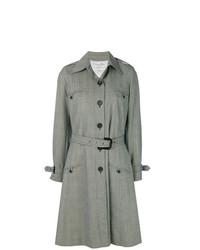 Christian Dior Vintage Prince Of Wales Coat