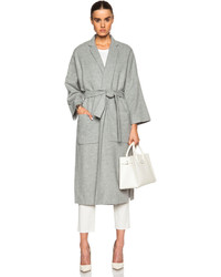 Jenni Kayne Side Slit Wool Coat