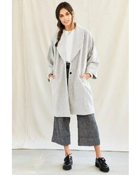 Urban Outfitters Urban Renewal Faircloth Supply Slouch Coat