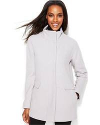 Calvin Klein Wool Blend Walker Coat