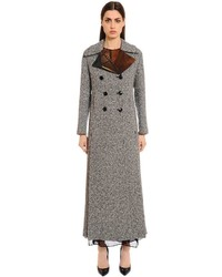 Akris Wool Cashmere Coat