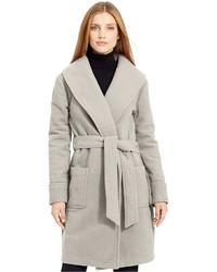 Lauren Ralph Lauren Wool Wrap Coat