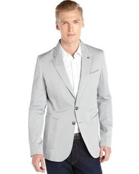 Men's Grey Blazers by Stone Rose | Men's Fashion