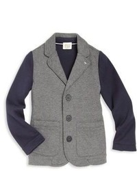 Armani Junior Little Boys Boys Two Tone Blazer