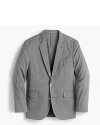 Ludlow unstructured suit jacket in stretch cotton medium 3704097