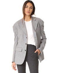 R 13 R13 Blazer With Gusset