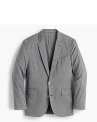 Unstructured ludlow blazer in stretch cotton linen medium 3704097