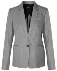 Joseph Will Cotton Crepe Blazer