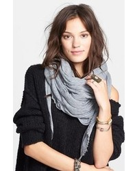 Free People Oversize Heather Scarf